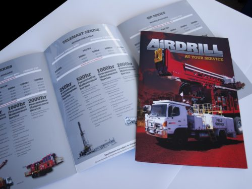 Airdrill Branding and Print