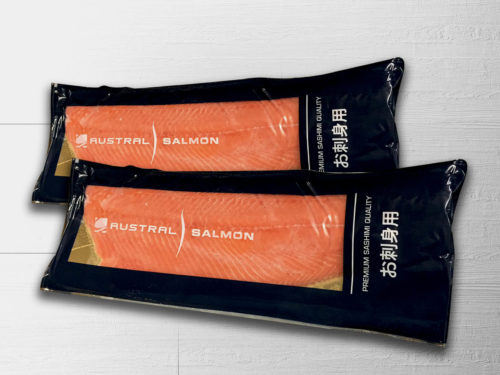 Austral Fisheries Salmon and Trout Cartons