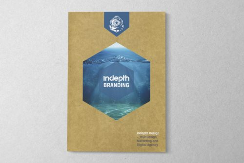 Indepth Design Services Brochures