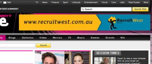Recruitwest Recruitment Campaign