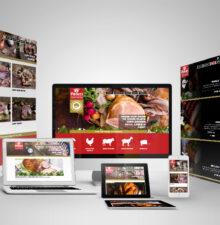 M Princi Butchers Website